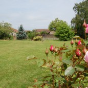 hopes-bed+breakfast-norton-sub-hamdon-garden