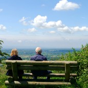hopes-b+b-ham-hill-somerset-bench